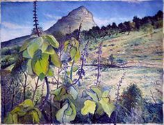 Enver Larney - Lions Head from Signal. Cape Town South Africa, Framed Prints, Canvas Prints, Art Pages, Impressionist, Lions, Fine Art America, Oil On Canvas, Around The Worlds