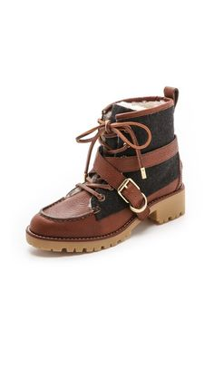 8d3fd0af8 Tory Burch Samson Booties Stylish Winter Boots