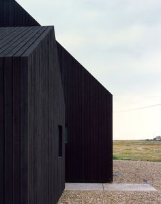 North Vat Dungeness by Rodic Davidson Architects.