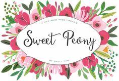 Sweet Peony by Sweet