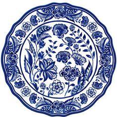 Dinner Plate White Decor, Dinner Plates, Dinnerware, Dishwasher, Porcelain, Blue And White, Tableware, Truck, Lady