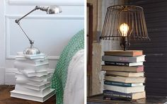 Dos formas de reciclar libros que no leerás! | Jumabu Design Life