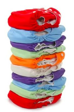 The Benefits of Cloth Diapering
