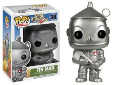 Amazon.com: Funko POP: Movies Tin Man Vinyl Figure: Toys & Games