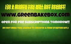 Green BakeBox is a subscription based website where it's members receive a monthly surprise box of very essential and cool - smoking products. It serves great as gift for yourself and or loved ones, who enjoy the smoking lifestyle.  Our website will be open tomorow for pre subscriptions. All pre subscribers will recieve a free Starter Kit. You will not want to miss our fist box which will ship 5/18/15. #weed #marijuana #ganja #stoner #stoners #greenbakebox #thc #cannabis #pot #toker…