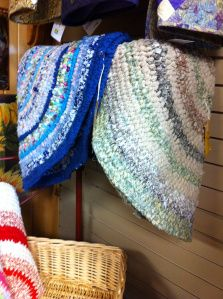 Vendors at Homespun Treasures Burlap Table Runners, Raggedy Ann, Crochet Hats, Rugs, Store, Tent, Shop Local, Types Of Rugs, Larger