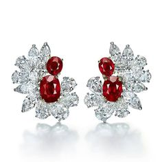 Burmese Ruby collection by Faidee