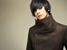 Fancy Korean men. Model for Seung Angkor, a xenobiologist character from Strange Fruit.
