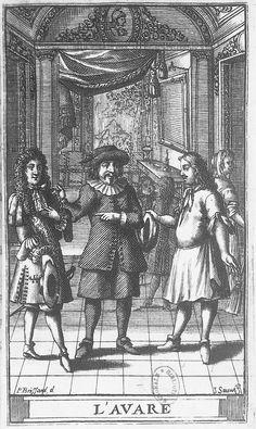Molière, l'Avare