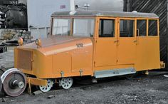 Volunteers returned track inspection car MW02 to operating condition.