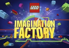 Win one of two LEGO Sets and a VIP Pass to the LEGO® Imagination Factory