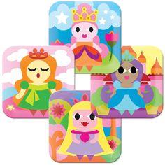 Princess Kids Plate Set