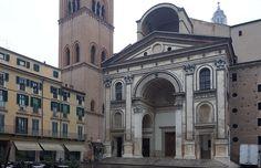 Leon Battista Alberti, Sant´ Andrea, Mantova, 1472-... - Hledat Googlem