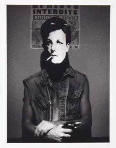 David Wojnarowicz. Rimbaud in New York.  1978-1979.