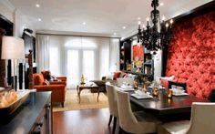 Candice olson designs dining room