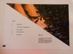 Boletín informativo. Taller de Diseño II. Carla Martinelli Cordoba con Carolina Borelli