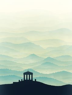 Create a Hill Scene Using Gradients in Adobe Illustrator - Tuts+ Design & Illustration Tutorial