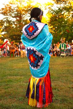 at Indian Pow wow!!