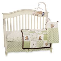 NoJo® My Friend Pooh Crib Bedding Collection - buybuyBaby.com
