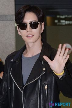 wandering thoughts...my K-World: Airport Fashion - Park Hae Jin @Incheon Back from ...
