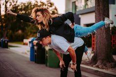"""64.7 mil Me gusta, 256 comentarios - Arielle Vandenberg (@arielle) en Instagram: """"Don't worry @mattcutshall, I got your back! : @barronboedecker"""""""