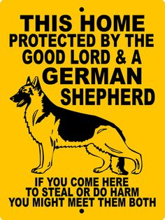 Wicked Training Your German Shepherd Dog Ideas. Mind Blowing Training Your German Shepherd Dog Ideas. Rottweiler, German Shepherd Puppies, German Shepherds, German Shepherd Memes, Yorkshire Terrier Puppies, Schaefer, Dog Signs, Fence Signs, Shetland Sheepdog