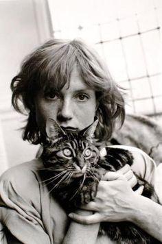 Edouard Boubat - Isabelle Huppert, 1985