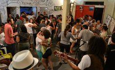 """O Espaço Comunidade – polo de articulação cultural localizado no Jardim Monte Alegre -, promove no próximo dia 3, a partir das 18h, o """"Domingo Forró da Quebrada"""". A entrada para o evento custa até R$ 3."""