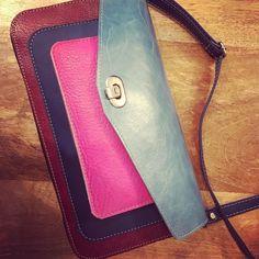 Love my new handbag @gosia.weber #designermaker #birmingham #jewelleryquarterbirmingham #jewelleryquarter