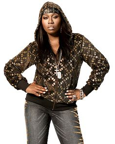 Missy elliott - Buscar con Google Hiphop, Missy Elliot, Brand Ambassador, Hair Extensions, Style Me, Leather Jacket, Female, Celebrities, Blouse