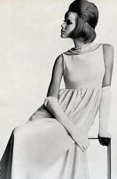 1963, photo by Irving Penn - Vogue US