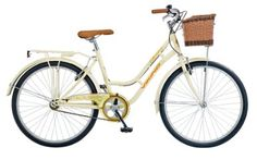 2013 Viking Summer Ladies Traditional Dutch Bike Ivory - £190 inc P