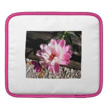 Irish Blessing Series Pink Flower Sleeves For iPads