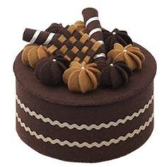 サンフェルト チョコレート デコレーションケーキ PS-9