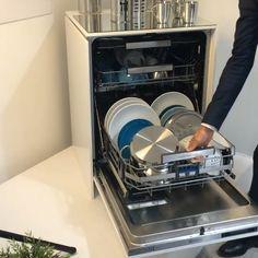 @electrolux dévoile son nouveau lave vaisselle... Et il vous réserve quelques surprises auxquelles on est déjà accro. #electrolux #lavevaisselle #inovation #présentationpresse #electroluxhome #electroluxinspiration #électroménager
