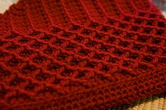 "Ravelry: Project Gallery for Honeycomb ""Knit"" Purse (Crochet) pattern by Marilyn Coleman"