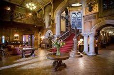 Skibo castle interior Scotland