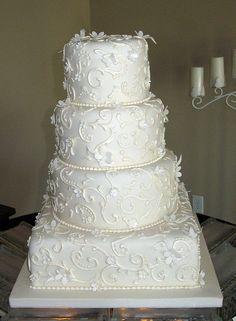 Pretty cake :)