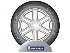 """Pneu Aro 15"""" Michelin 195/60 R15 88H - Energy XM2 Green X com as melhores condições você encontra no Magazine Ciceroguedes. Confira!"""