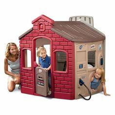 Endless Adventures� Tikes Town� Playhouse for $399.99 #littletikes