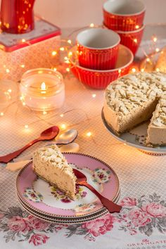 receta tarta mousse turron Chesee Cake, Cake & Co, Yummy Cakes, French Toast, Food And Drink, Sweets, Cooking, Breakfast, Desserts