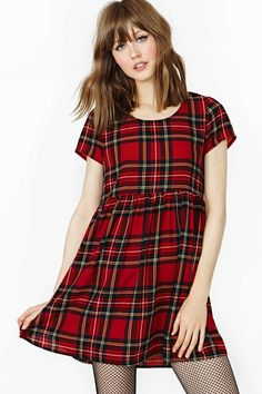 School Girl Crush Dress