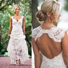 50 vestidos de noiva para casamento no campo