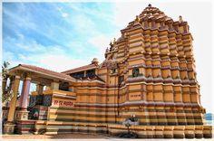 Outside View of Kunkeshwar temple