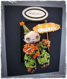 Grimsly baby goblin by Bone*Head*Studios, via Flickr