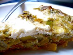 The Daily Dietribe: Mushroom And Leek Quiche With Goat Cheese