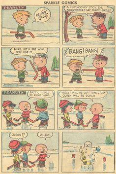 Timely-Atlas-Comics: OT : Peanuts - A Comic Book History