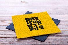 La entrada Profundito. Un nuevo concepto, para un delicioso «bocadillo» se publicó primero en Azalea comunicación. Drink Sleeves, Coasters, Design Logos, Deep, Concept, Entryway, Creativity, Coaster