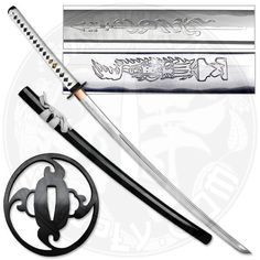 Masahiro White Shadow Katana Sword