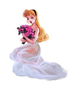 Disney And More, Sleeping Beauty, Briar Rose, Snow White, Princess Aurora